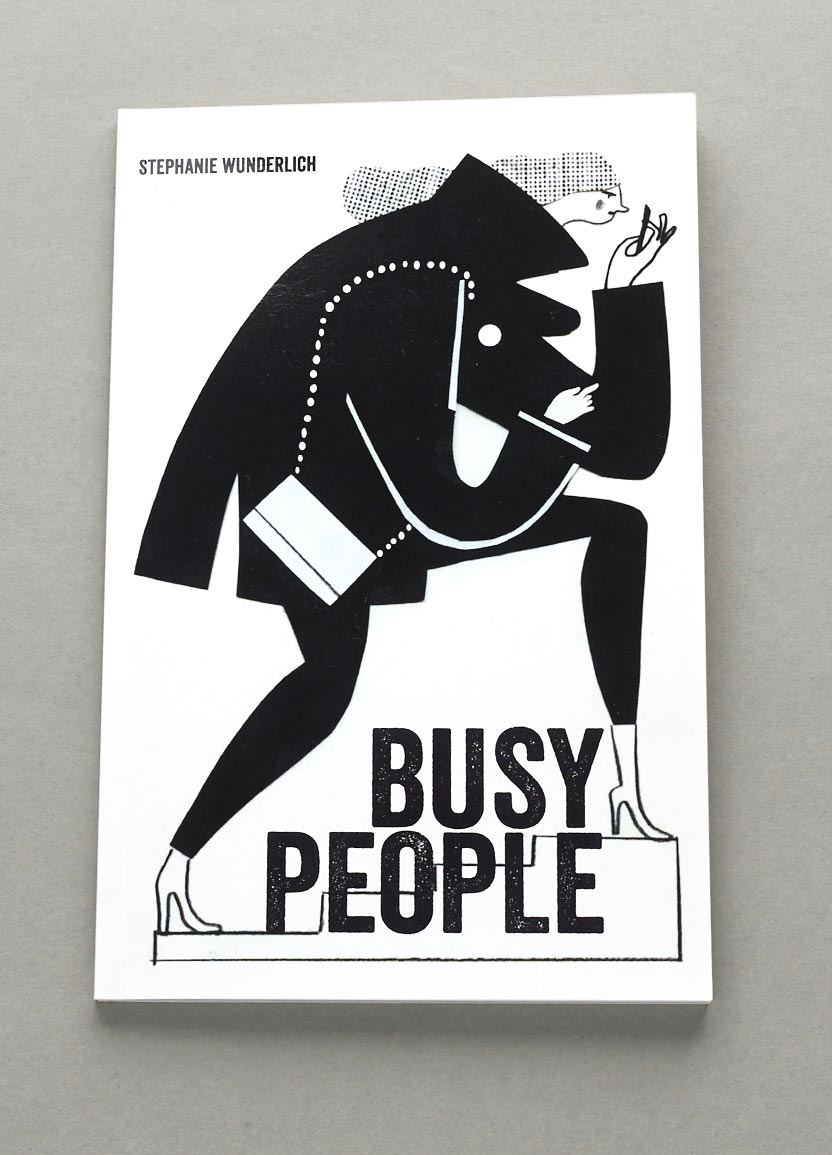 "Book ""Busy People"""