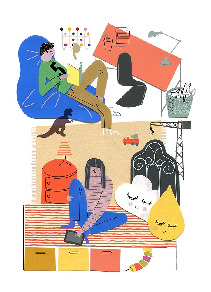 Schöner Wohnen Kolumne 10 Wohnfragen