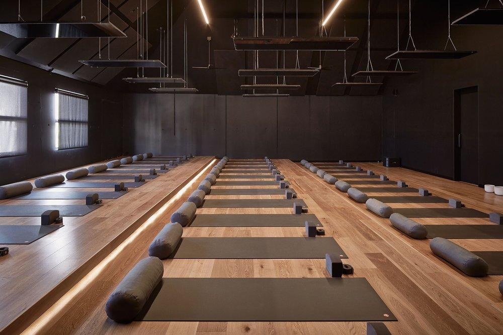 Class Schedule - Studio classes, private & corporate yoga