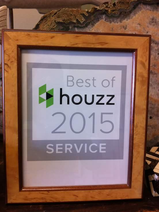 Shannon Colburn Designer Showroom nominated Best of Houzz 2015.