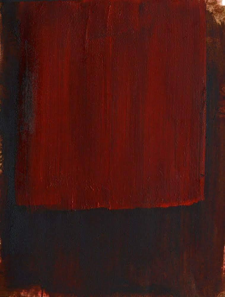 Rothko Red 1