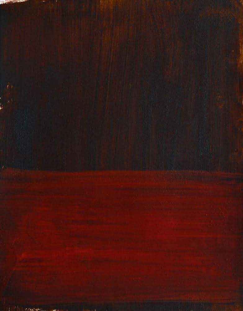 Rothko Red 2