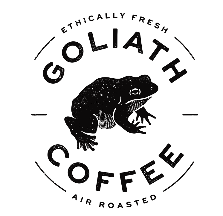 Goliath Coffee 's logo