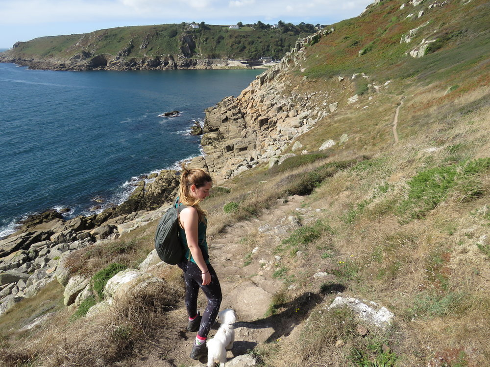 Costal path from Penzance to Lamorna | Credit: Alex Bateman