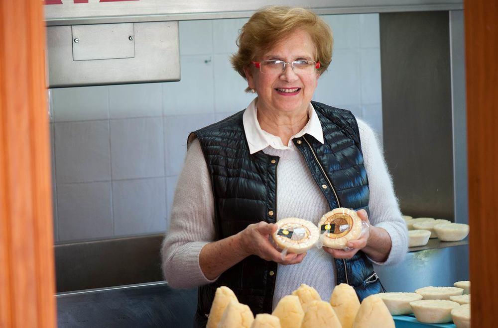 Marigel Álvarez | Casín cheese