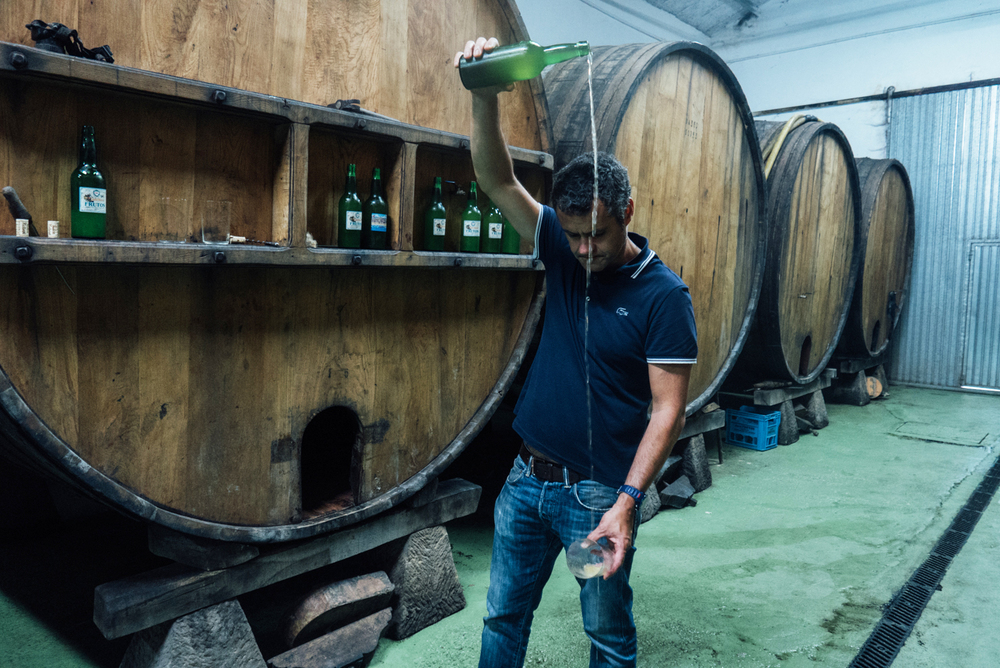 Sidra Frutos | An Asturian Cider House
