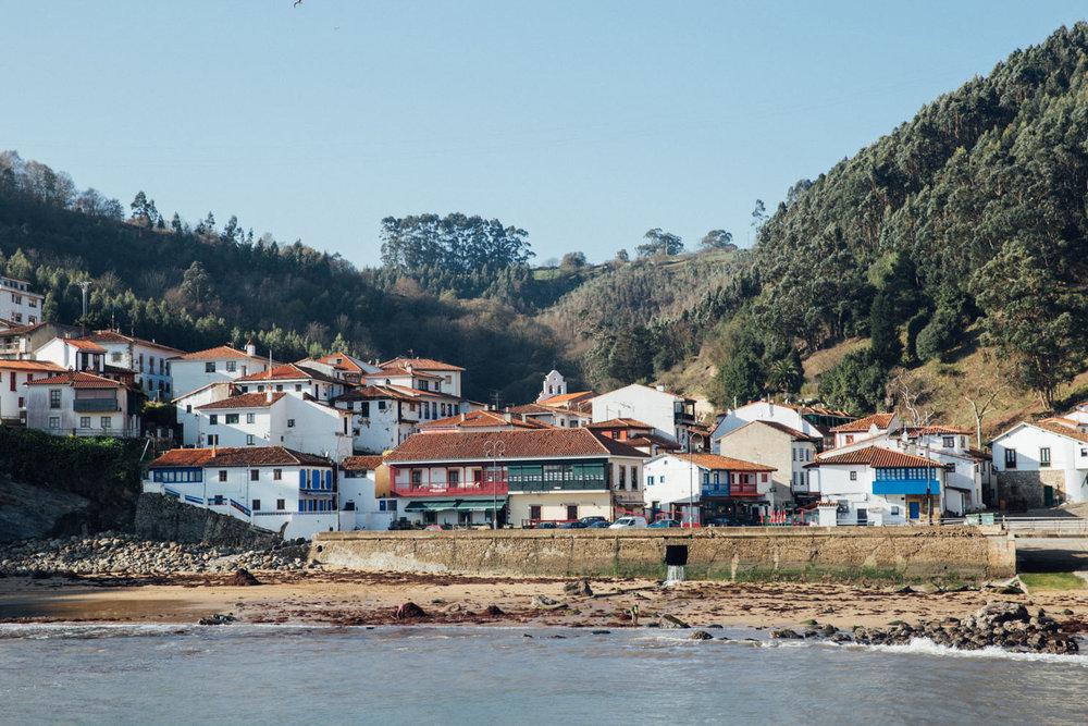 Tazones, Asturias - Monica R Goya