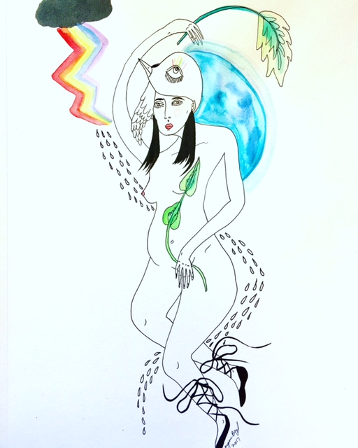 """""""Blue Moon Drops"""""""