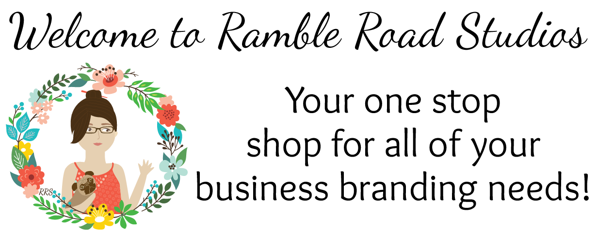 Ramble Road Studios | Your one stop shop for all your business branding needs!
