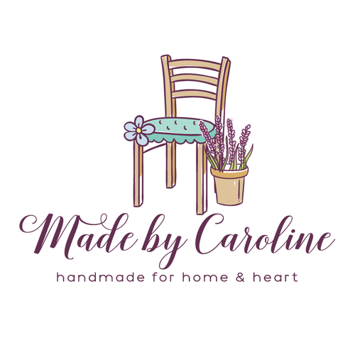 Sweet Home Decor Premade Logo Design Customized With Your Business
