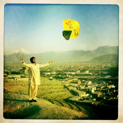 Figure 5: iAfghanistan (Ben Lowy)