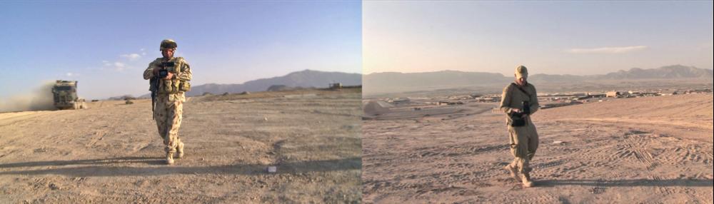 Figure 6: Mirror Sequence (Tarin Kuat) (Sean Gladwell, 2010)