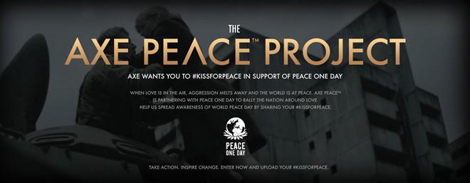 peace axe commercial