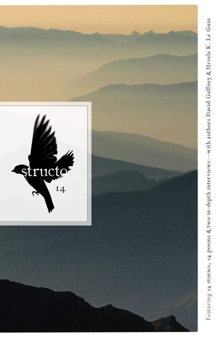 Structo Magazine 2015 Issue 14