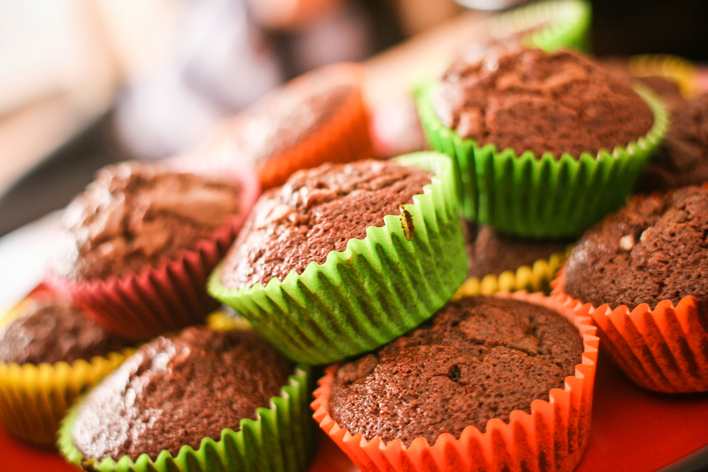 oatmeal zucchini muffins low-carb recipe Ideal Protein