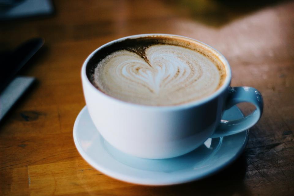 coffee shake low-carb recipe