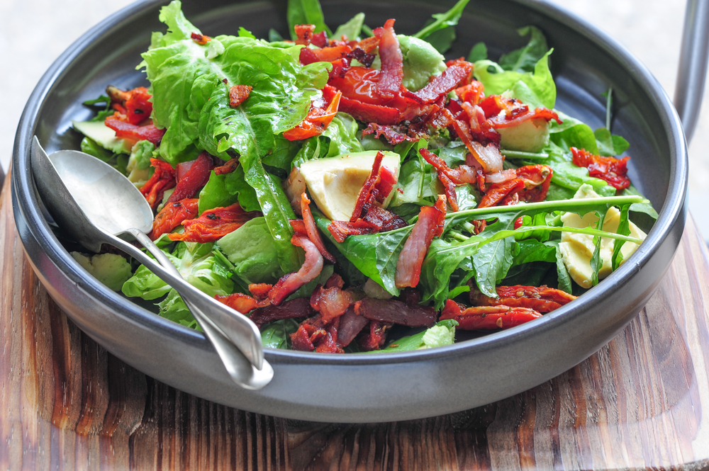 salad low-carb recipe