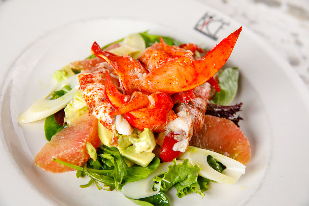 MAIN LOBSTER SALAD