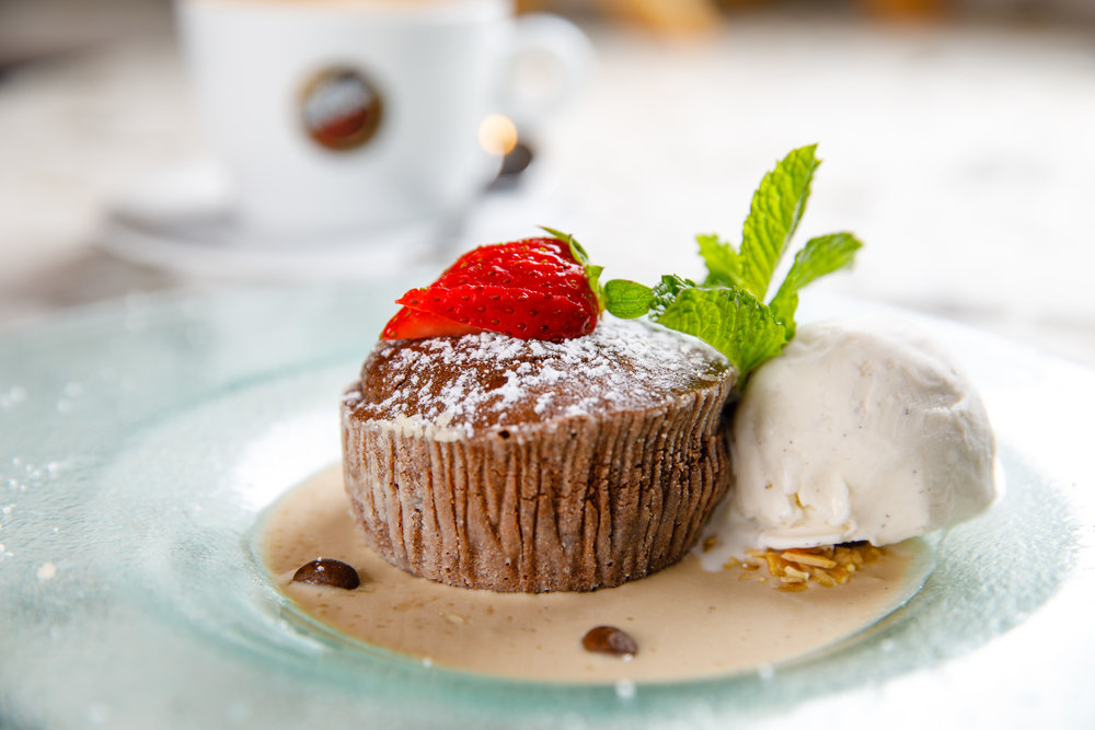 Life is Sweet... - Click below to see our Dessert Menu