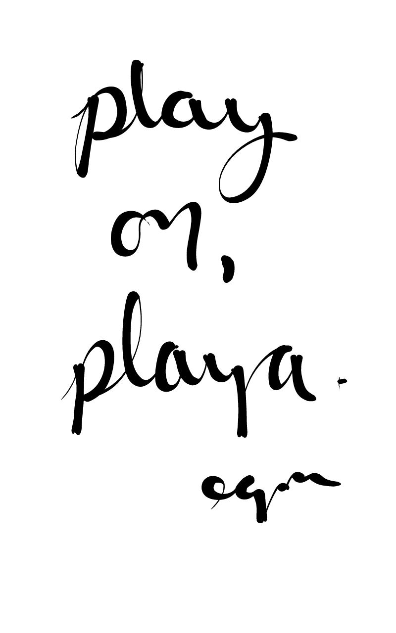 Play On Playa