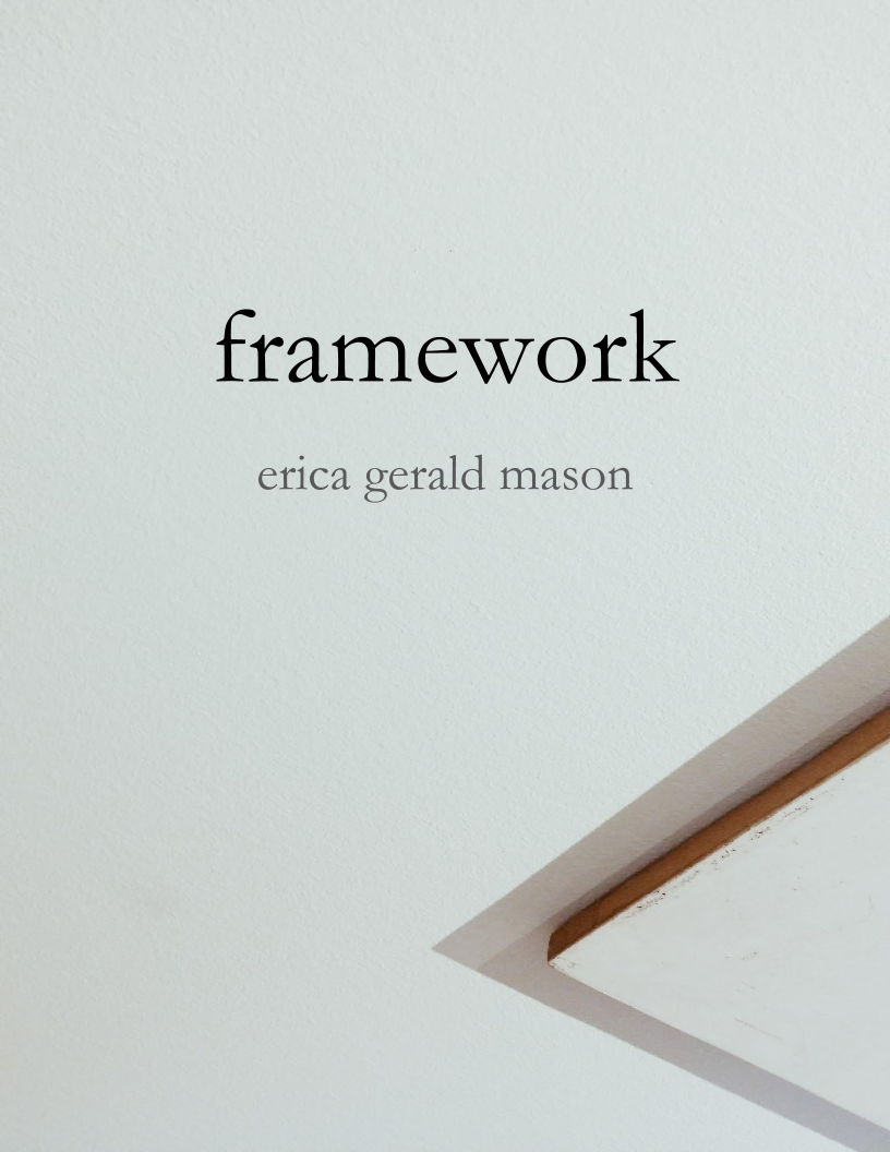 framework book cover