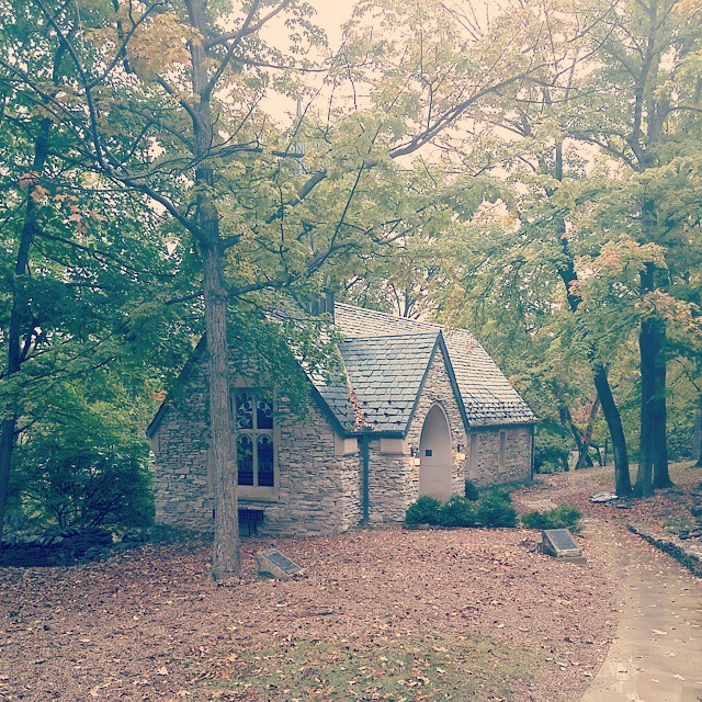 beck chapel at indiana university. bloomington, indiana