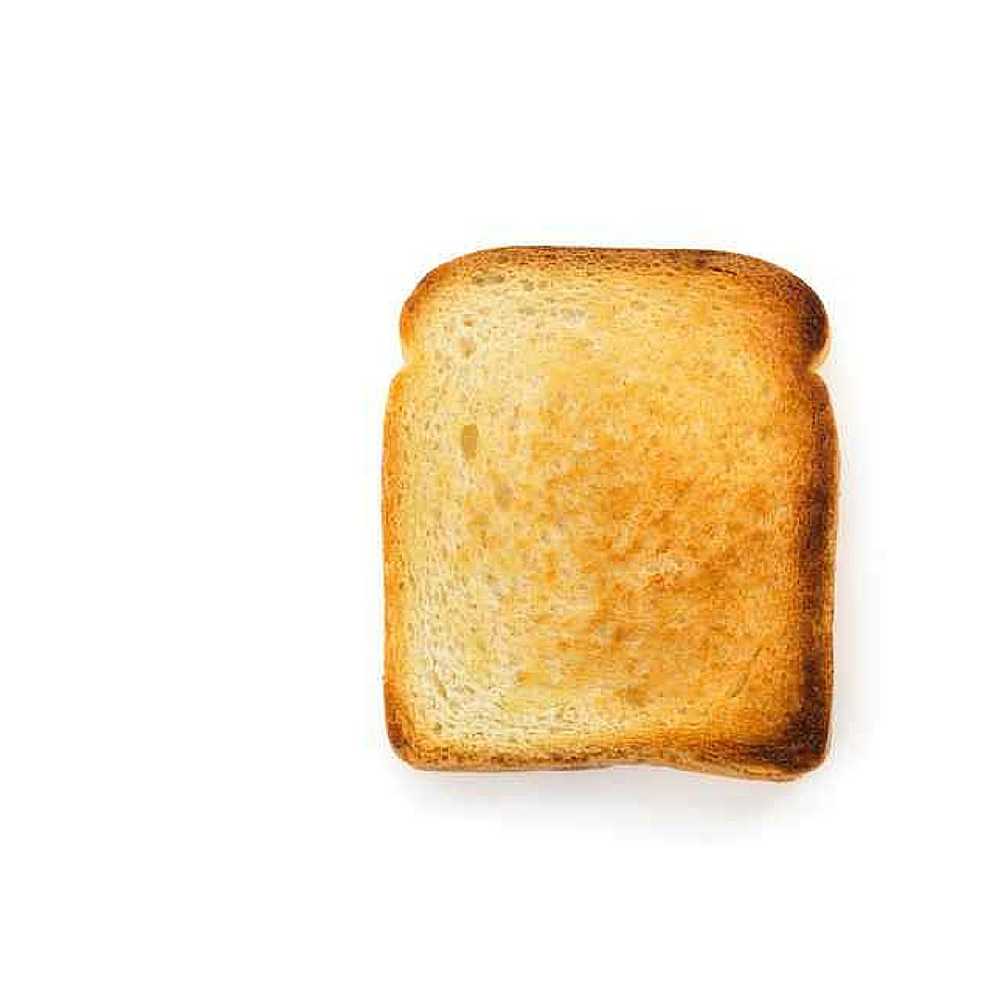 toast is nice. you are not toast.