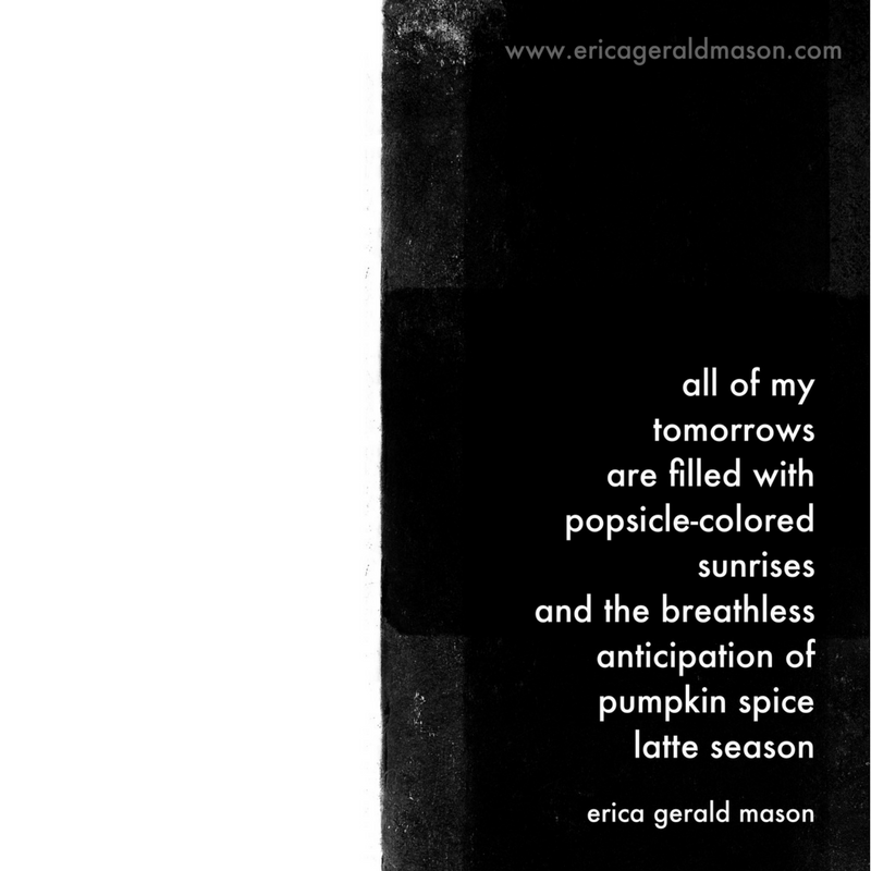 "all my tomorrows   poem print, 8"" x 10"", pdf"