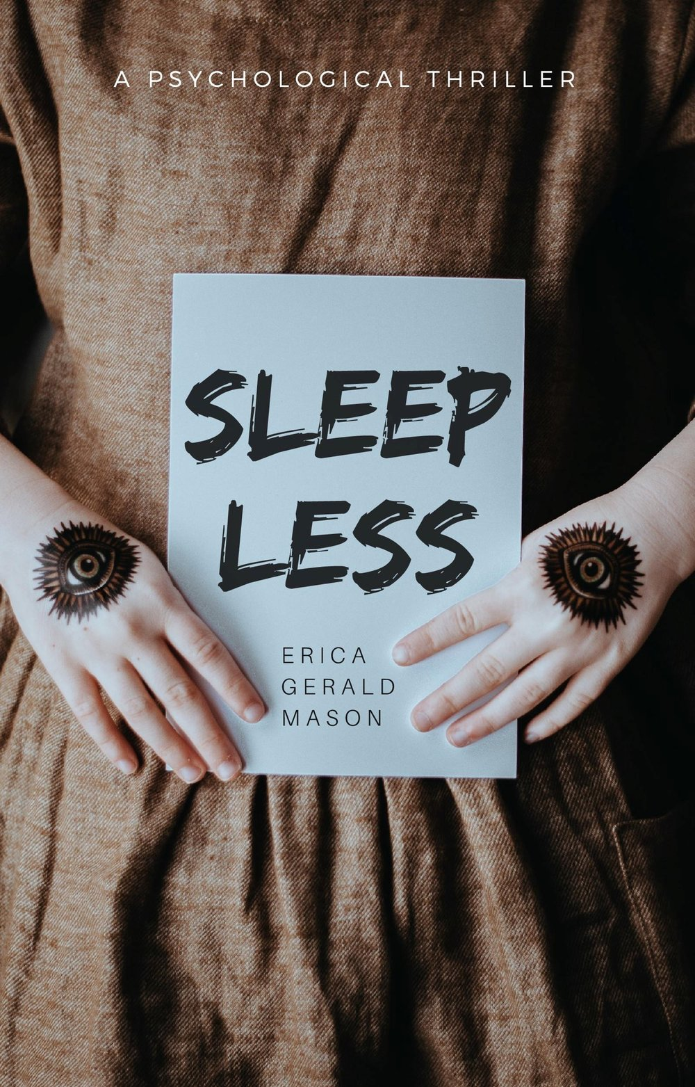 Sleepless by Erica Gerald Mason