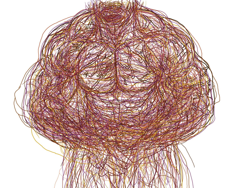 line drawings jon anthony