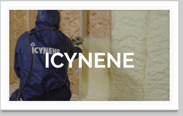 Icynene Spray Foam