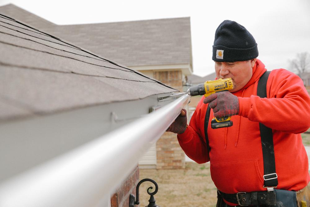 gutter repairs and maintenance