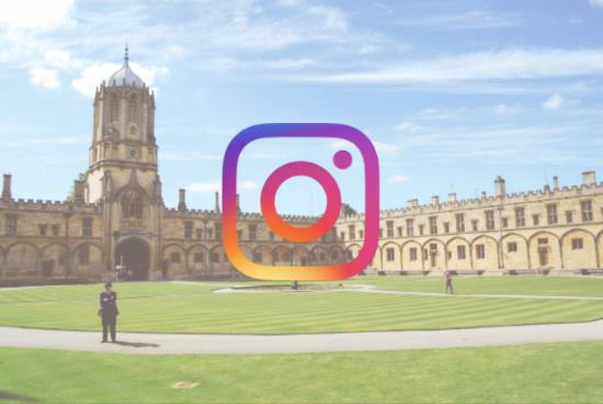 Instagram for Higher Ed