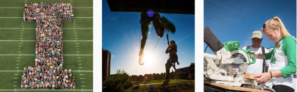 University of Idaho uses instagram marketing for students (current and prospective)