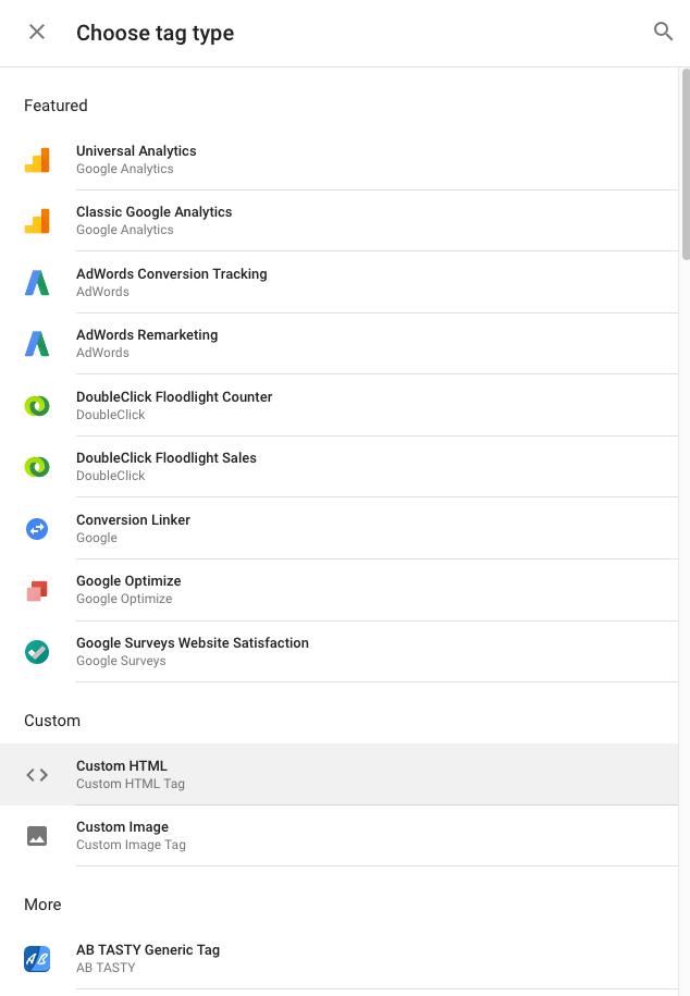 Google Analytics Dashbaord