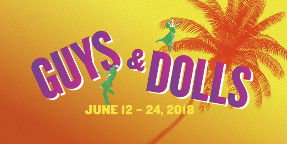 Theatre Under the Stars production of Guys and Dolls will run at Houston's Hobby Center from June 12 - 24,2018.
