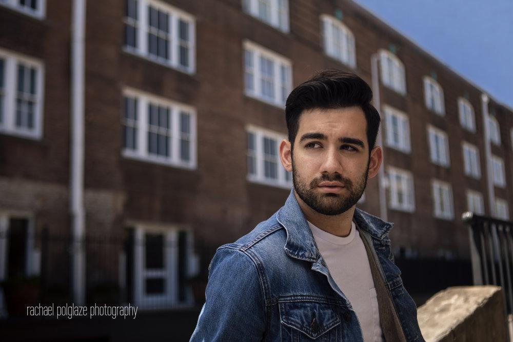 Ryan Outdoor Portrait2