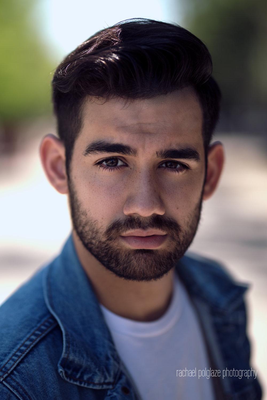Ryan Outdoor Portrait