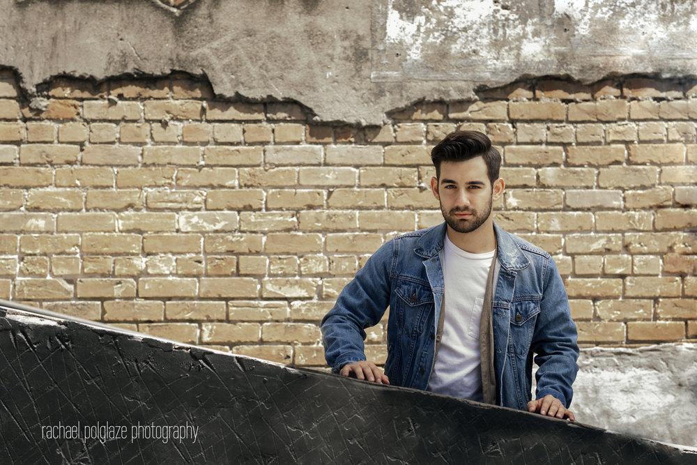 Ryan Outdoor Portrait 3
