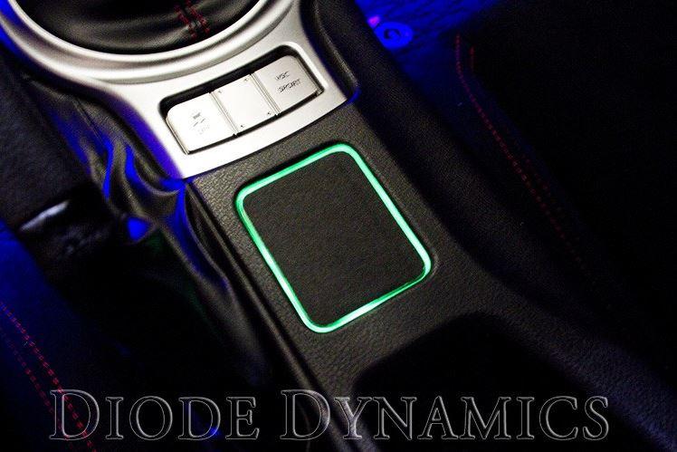 LED Premium Console Plate For 2013 Subaru BRZ