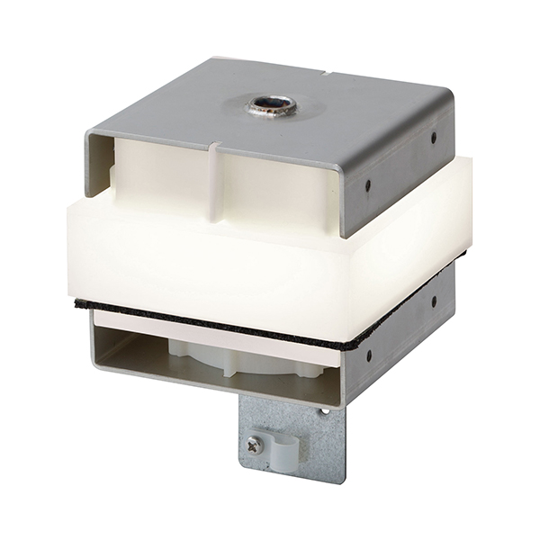 102mm sq white light product code: hbe-w06t