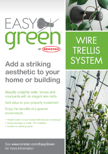 Download the Easy Green Brochure