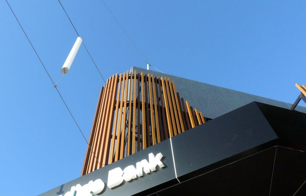 Mizotsuki Bolt Fix system. Commercial property Geelong.