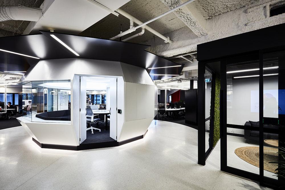 Axiom Group Sydney HQ