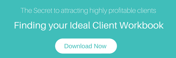 Finding your ideal client workbook