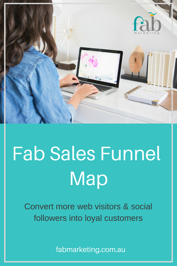 Sales Funnel Map