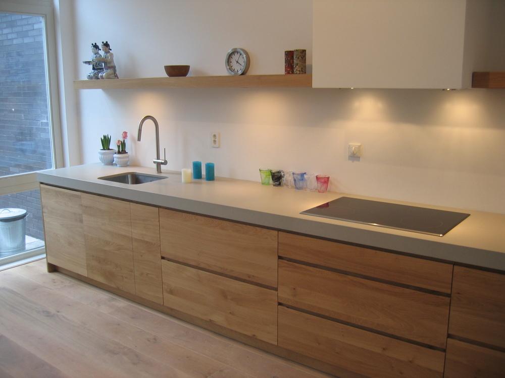 Keuken 3 hans wezenberg - Keuken licht eiken ...