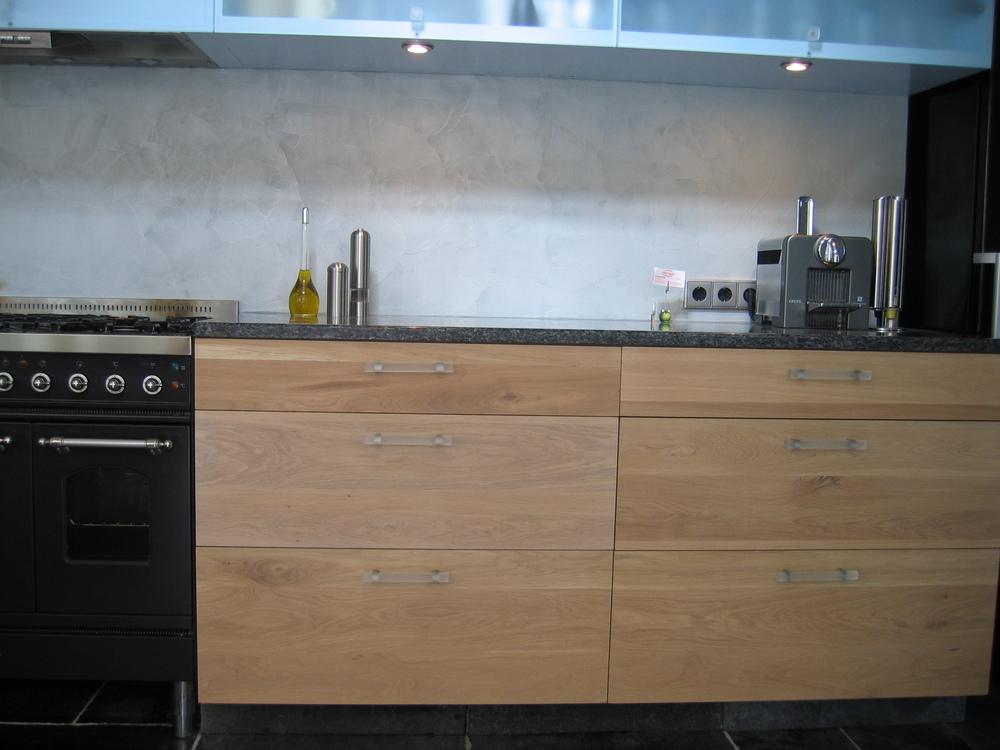 Keuken u hans wezenberg