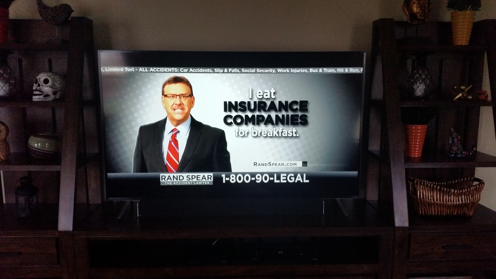 Saw this commercial on AM News.  Be on the lookout