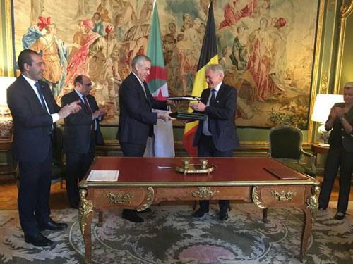 Un mémorandum d'entente pour la mise en place d'un cadre de coopération dans le domaine des transports a été signé, hier, entre l'Algérie et la Belgique visant à «renforcer» les relations traditionnelles que les deux pays entretiennent et à établir «une nouvelle plateforme de coopération bilatérale. Lire la   suite .